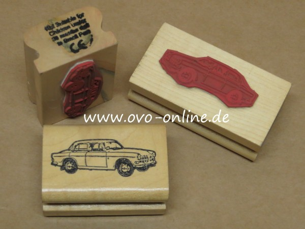 Stempel Volvo Amazon