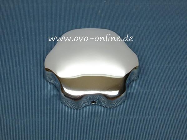 B18/B20: Kappe für Öleinfülldeckel, verchromt